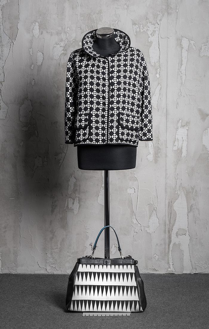 La Fabrique abbigliamento donna Bon Ton Optical primavera estate 2014 / women's clothing spring summer 2014